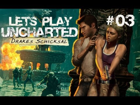 Let´s Play Uncharted: Drakes Schicksal #03 [German] [HD] - Was ist El Dorado?