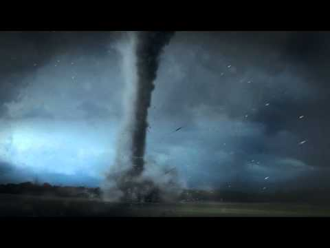 Blender 3D Tornadoes (Smoke simulator)