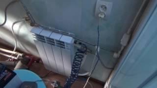 Как полностью слить воду из системы отопления! Подготовка к зиме!
