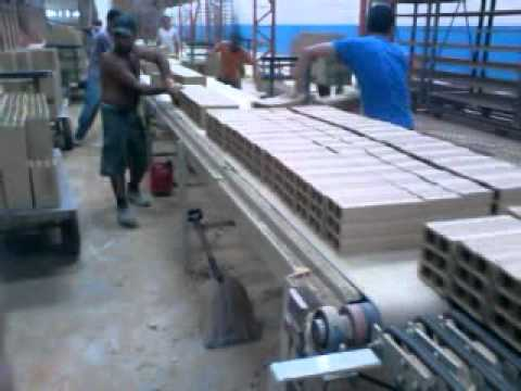 processo de fabricaçao de tijolo ceramica safira cesario lange sp