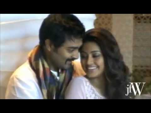 Sneha With Prasanna at JFW Photoshoot Video - Nikhils Channel