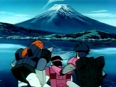 Transformers Masterforce Episodio 13 La Roca Misteriosa