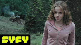 Harry Potter | Hermione The Heroine | SYFY - SYFY