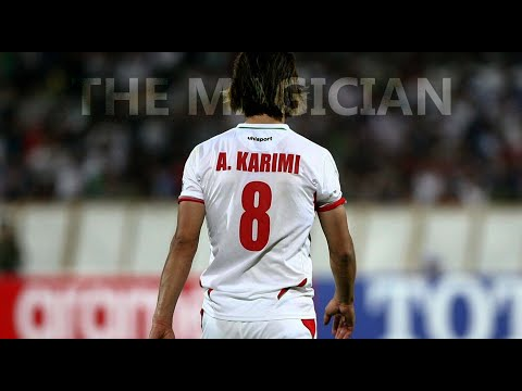 THE VERY BEST OF ALI KARIMI  THE MAGICIAN    ||HQ||