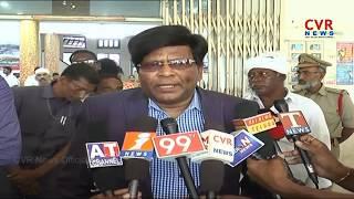 IAS Ashok Kumar EVM's Observed in Khammam Collector Office | CVR News - CVRNEWSOFFICIAL