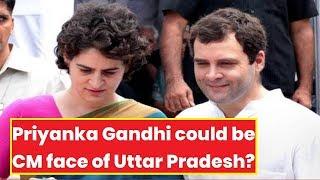 Watch: Why Congress President Rahul Gandhi thinks Priyanka Gandhi could be CM face of Uttar Pradesh? - NEWSXLIVE