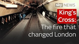 Special report - King's Cross: The fire that changed London - SKYNEWS