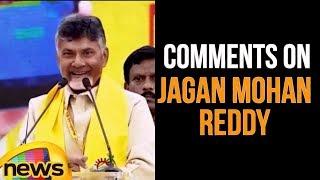 Chandrababu Naidu Comments on Jagan Mohan Reddy at TDP Membership Drive | TDP Latest News|Mango News - MANGONEWS