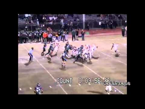 2013 QB Jake Dashnaw - Taft HS