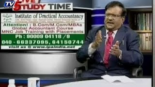 Study Time with Institute of Practical Accounting - 24.04.2014 - TV5NEWSCHANNEL