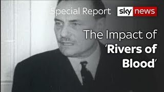 Special Report: The Impact of 'Rivers of Blood' - SKYNEWS