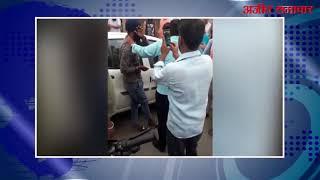 video : यमुनानगर में महिला द्वारा दो युवको की सरेआम पिटाई का वीडियो वायरल