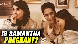 Akkineni Samantha pregnant? Is Samantha Akkineni Pregnant With Her First Child? Here's The Truth - RAJSHRITELUGU
