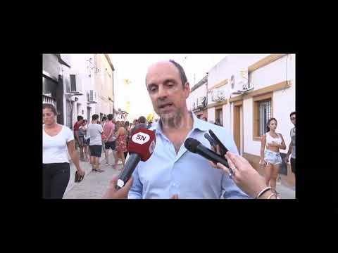 INAUGURARON PAVIMENTO ARTICULADO EN PASAJE PARPAL AL 6300, EN BARRIO LOS HORNOS