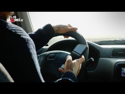 Autoperiskop.cz  – Výjimečný pohled na auta - Každou šestou dopravní nehodu zaviní nepozornost řidiče