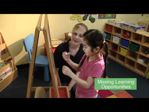 Naturalistic Teaching - Autism Therapy Video