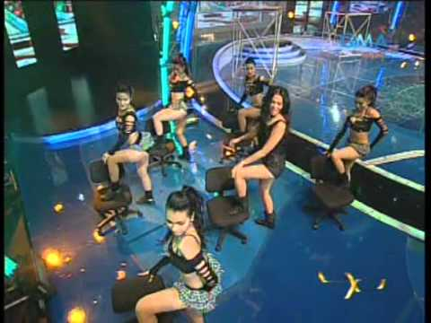 Isabel Daza & Rhian Ramos That's Party Pilipinas 7/3/11