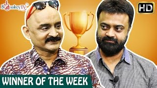 Exclusive Interview With Premsai | Tamilselvanum Thaniyar Anjalum | Winner of the Week | Bosskey TV