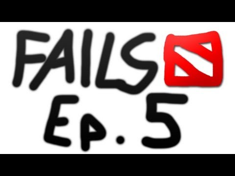 Dota 2 Fails of the Week - Ep. 5