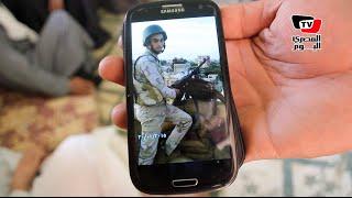 بالفيديو.. قصة المجند الذي نجا من «القواديس» واستشهد في الكتيبة «١٠١» | المصري اليوم