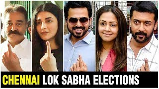 Lok Sabha Elections 2019: Kamal Haasan, Rajinikanth & Ajith Cast Their Vote - RAJSHRITELUGU