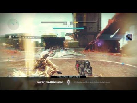 Really Cluth Gambit win #MOTW