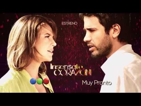 Promo: Insensato Corazón Muy Pronto Telefe HD