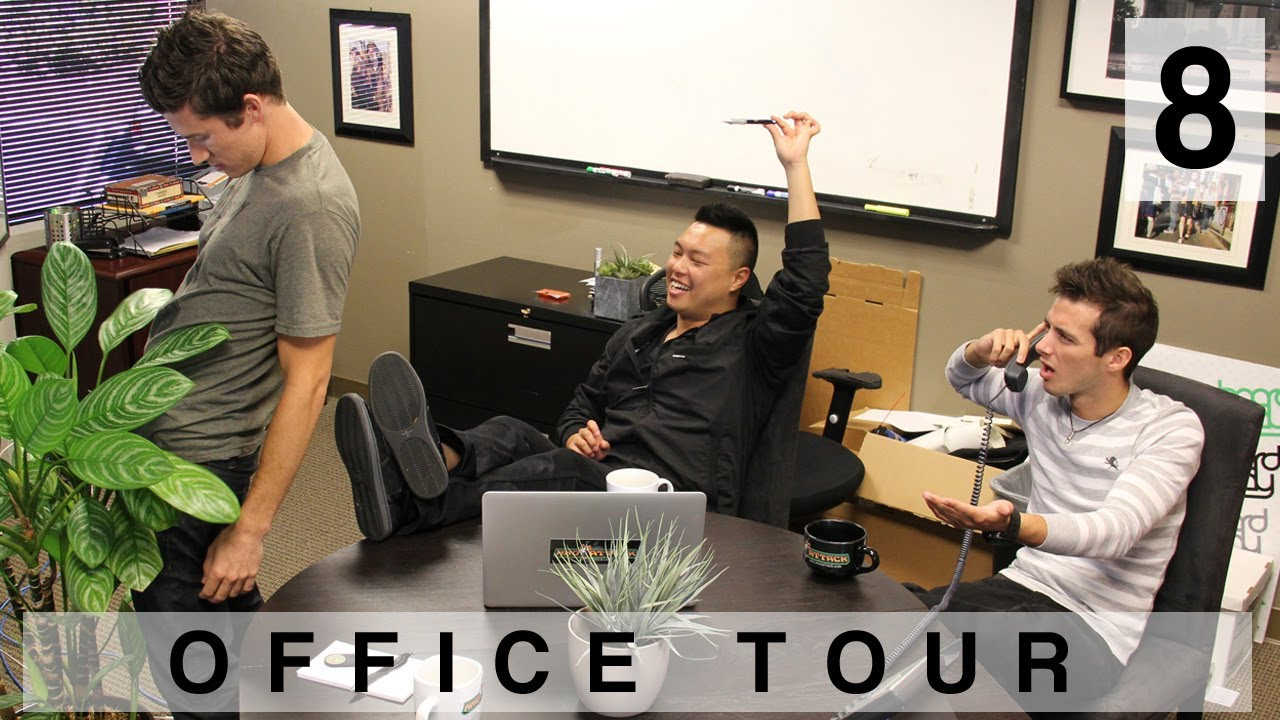 Office Tour - AT MMO ATTACK