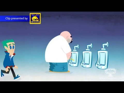 Piss Contest Fail