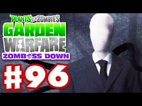 Plants vs. Zombies: Garden Warfare - Gameplay Walkthrough Part 96 - Slender Man! (Xbox One)