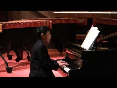 Bach: Bis du bei mir (Boy Soprano with Piano Self-Accompaniment)