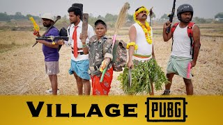 Village PUBG in Real Life | My Village Show Comedy - YOUTUBE