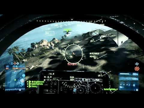 EA Battlefield 3 Back to Karkand:  Wake Island Gameplay Trailer
