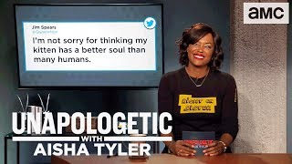 '#NotSorry' Favorite Tweets Ep. 106 | Unapologetic with Aisha Tyler - AMC
