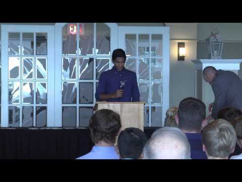 2017 IMG Academy - National Honors Society Induction Ceremony