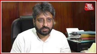 100 Shehar 100 Khabar | Delhi Slap-gate: AAP MLA's Bail Plea Rejected - AAJTAKTV