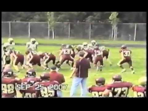 Covington Middle School Football 8th grade Highlights