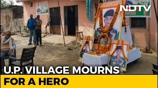After Pulwama Soldier's Death, His Village In UP Finally Sees 'Vikas' - NDTV