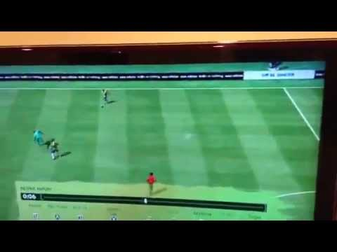 Dani Alves Long Shot Goal