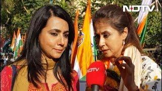 उर्मिला मातोंडकर की जंग नफ़रत से भी, झूठ से भी - NDTVINDIA