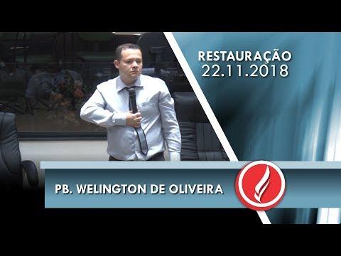 Noite da Restauração - Pb. Welington de Oliveira - 22 11 2018