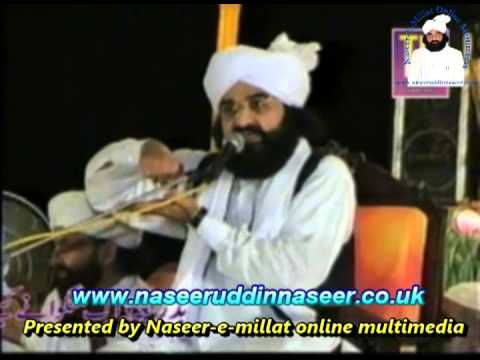 Speech of Hazrat Pir Syed Naseeruddin naseer R.A - Episode 65 Part 1 of 2