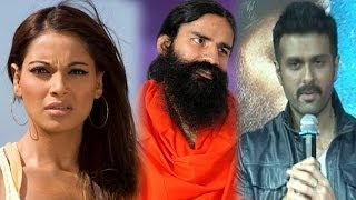 Harman Baweja chooses Baba Ramdev over Bipasha Basu