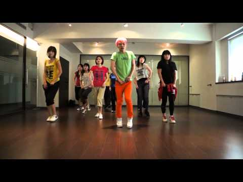 4 minute volume up dance cover/jimmy dance(fufu老師)