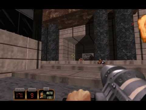 Duke Nukem 3D - 16 Shrapnel City - Bank Roll