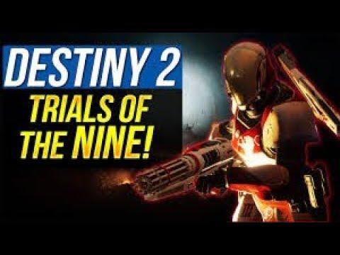Destiny 2 | Insane Trials and Perfect Clutch