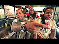 "Lil Durk Feat. King Louie ""Bitches & Bottles"" Video"