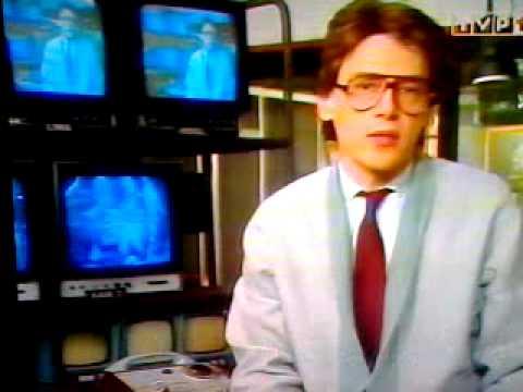 Wojciech Reszczyński prowadzi T-press, ok.1987