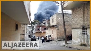 🇸🇾 Syria's war: Offensives on Afrin and Ghouta continue | Al Jazeera English - ALJAZEERAENGLISH