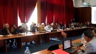 المجلس البلدي لخريبكة، دورة أبريل 2016